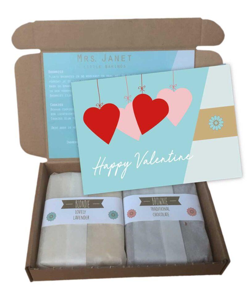 Chocolade Valentijns cadeau