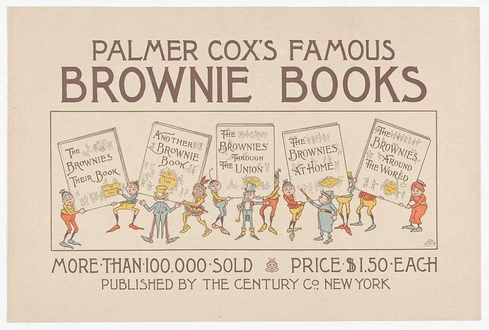 brownie books palmer cox