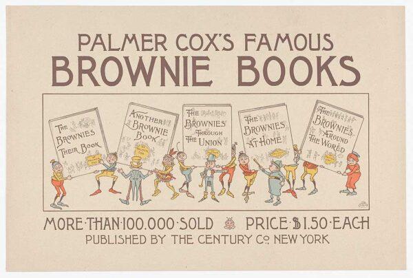 brownie books palmer cox